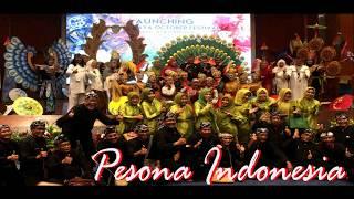 Gambar cover Lagu Pesona Indonesia (Wonderful Indonesia)
