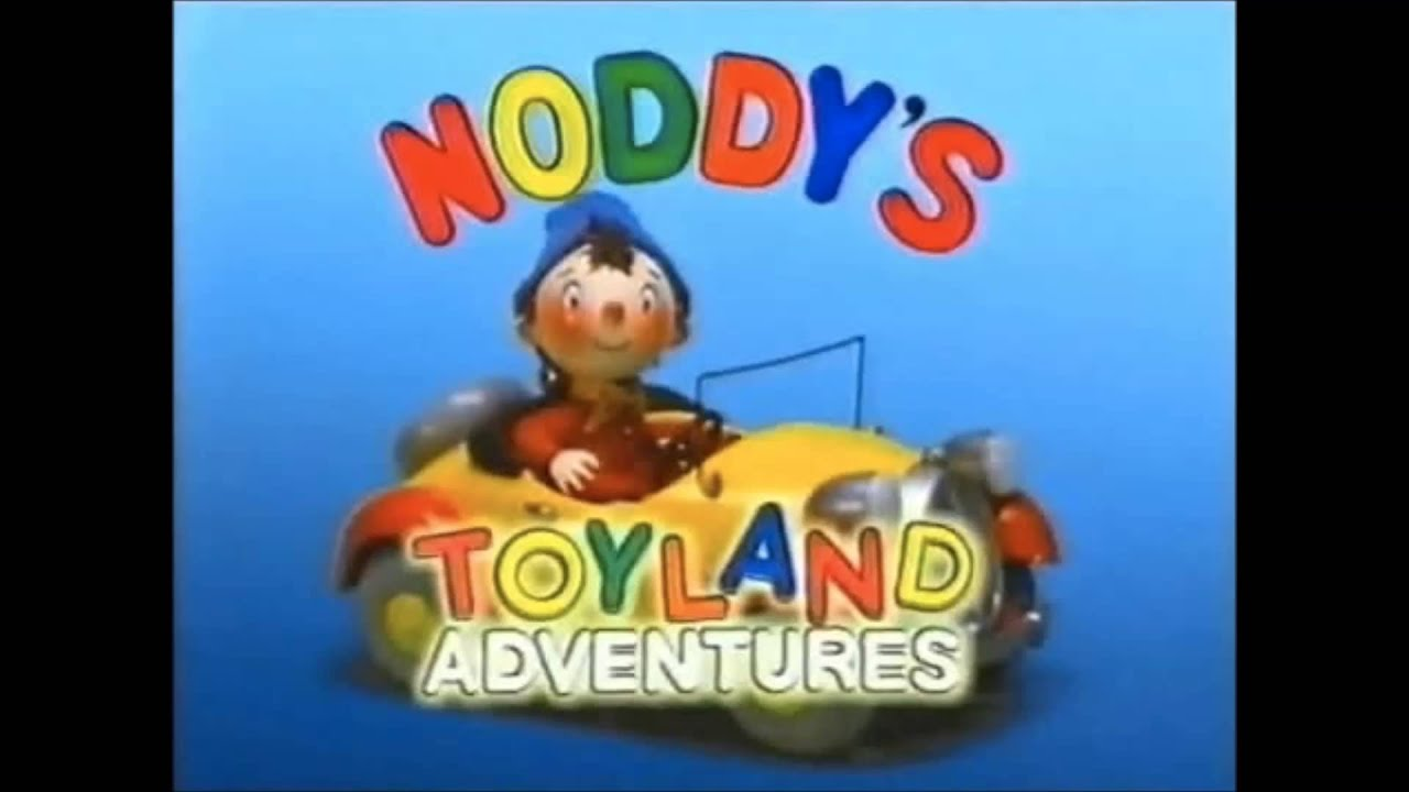 Noddy S Toyland Adventures Instrumental Music Youtube