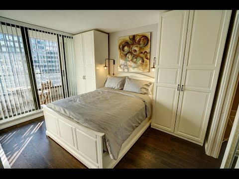 2205-938 Smithe St | Dunowen Properties _ Vancouver Furnished Apartment