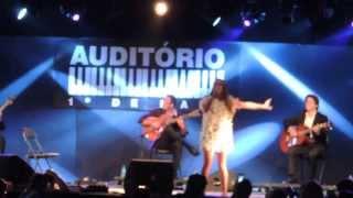 """GISELA JOÃO @ FESTA DO AVANTE 2013 (A """"CASA"""" DA MARIQUINHAS) 8/9/2013 DSCN2002"""