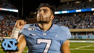 Sam Howell Leads UNC Over Miami