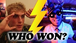 Nerd City vs. Jake Paul: Marketing to Children