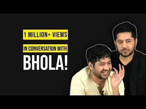 In Conversation With Bhola | Imran Ashraf | Part 1 | HUM Spotlight