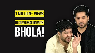 In Conversation With Bhola | Imran Ashraf | Part 1 | HUM Spotlight