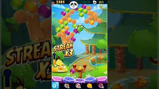 Angry Birds Stella Pop Level-2601 Non PowerUp Walkthrough For Android & iOS