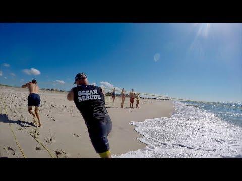 Ocean Lifeguard Training!