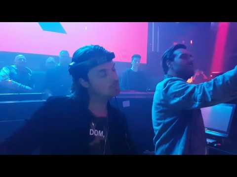 Axwell Λ Ingrosso - Dawn (Terminal 5 ID)/Nobody Sad It Was Easy @ Stuttgart Private Party