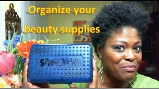 How To Organize Your Beauty Supply Samples