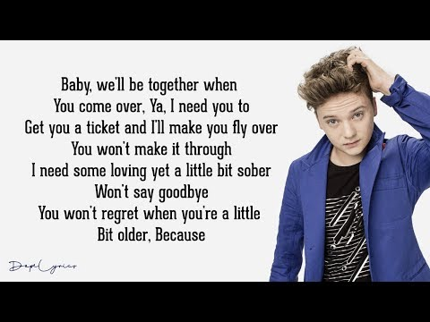Whenever - Kris Kross Amsterdam x The Boy Next Door (Lyrics) feat. Conor Maynard