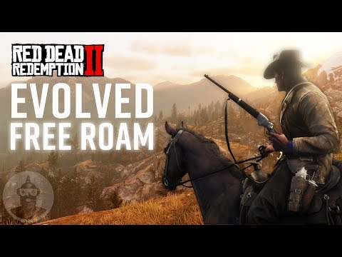 How Red Dead Redemption 2 Evolves Open World Games | The Leaderboard thumbnail