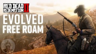 How Red Dead Redemption 2 Evolves Open World Games | The Leaderboard