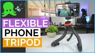 FotoPro UFO2 Tripod Review - Best Flexible Phone Tripod Under $20?