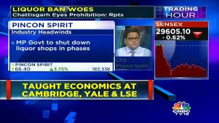 Have Not Been Impacted By Liquor Ban In MP: Pincon Spirit Video
