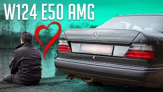 Stern Garage - Wir messen ihn mit neuem Motor! | Mercedes Benz W124 E420 E50 AMG