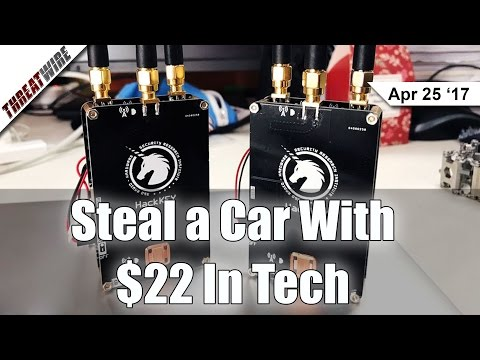Steal a Car With $22 in Tech, FCC Removes Price Caps, and Punycode is Full of Win - Threat Wire