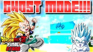 *EASY EXP* INVISIBLE GLITCH IN DBZ FINAL STAND *PROOF/HOW TO* | Roblox | Dragon Ball Z Final Stand