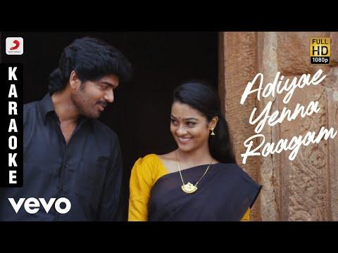 Rummy - Adiyae Yenna Raagam Karaoke | D. Imman | Vijay Sethupathi