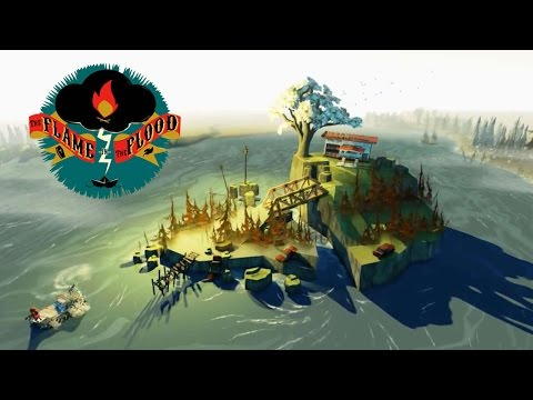 [Live Stream] The Flame in The Flood ต้องรอด #2 (ป่วย Edition)