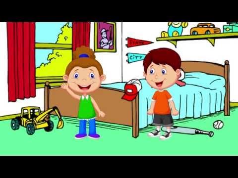 Мультфильм правила поведения дома