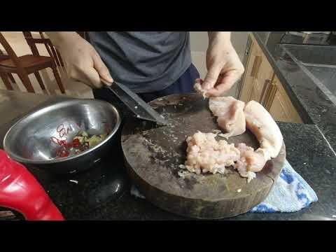 How To Cook Chicken Breast For Meal Prep | Hướng Dẫn Chế Biến ức Gà để Dễ ăn Hơn