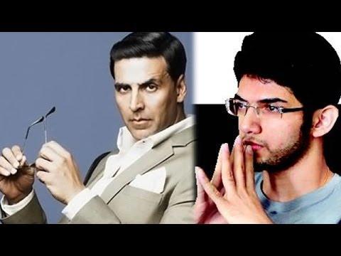 Akshay Kumar and Aditya Thackeray : Political Alliance ?