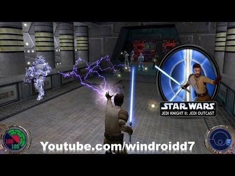 Star Wars Jedi Knight II Touch Para Android [Excelente Juego Shooter// Accion]