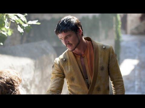 Trónok harca Oberyn Martell halála 720p