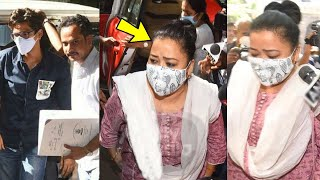 Comedian Bharti Singh And Harsh Limbachiyaa Are To Be Arrested By NCB In Drug Case