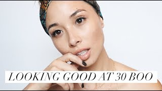 Morning Skincare Routine For Brightening & Dark Spots   Aja Dang
