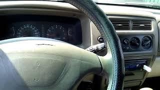 как правильно включать полный привод 4WD на Сузуки Escudo/Vitara