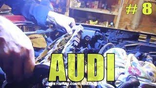 AUDI A6 с6 2.4 BDW. 🚘 Audi A6 A4 A3 Q5 2.4 3.2L FSI ⚒ Снятие и установка ГБЦ #15 ч.2