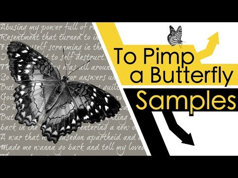 Every Sample From Kendrick Lamar's To Pimp A Butterfly
