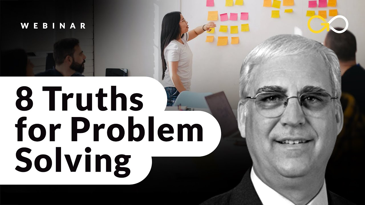 Lean Six Sigma Yellow Belt (8 Truths for Problem Solving)