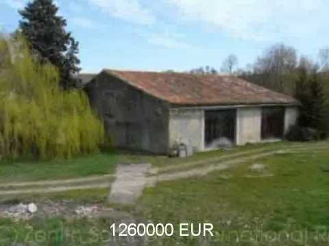Property For Sale in the France: near to Entre Mirepoix Et L