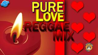 Restricted Zone - Pure Love Reggae Mix Da Musical Hierarchy