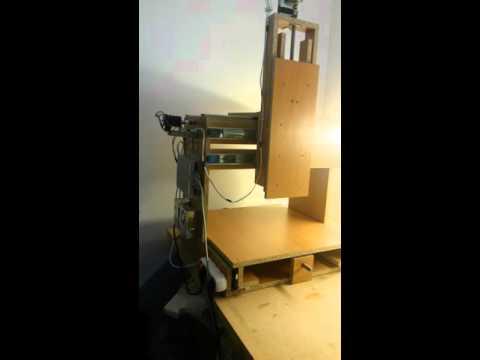 DIY CNC WOOD