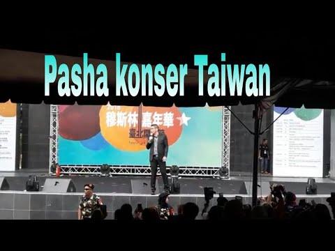 Pasha Ungu - Percaya padaku konser Taiwan