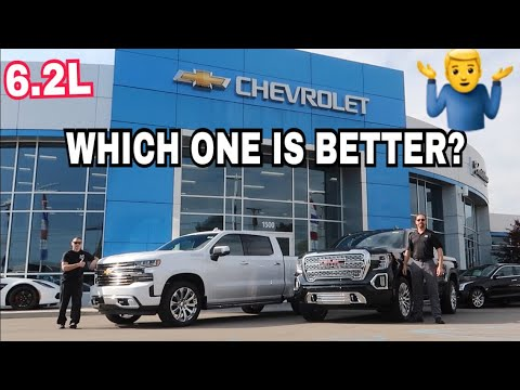 2019 6.2L Chevy High Country VS GMC Denali *GM's Top of the Line truck* head to head