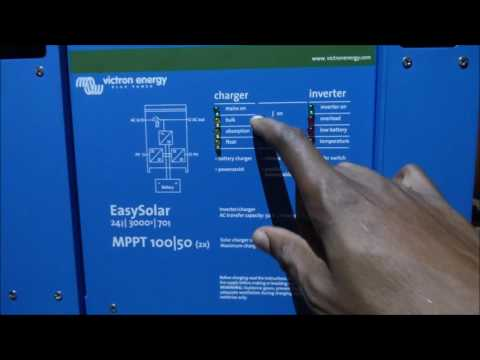 The Victron Easy Solar Review