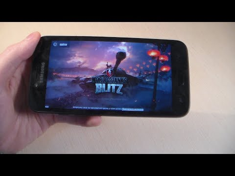 Игры Samsung Galaxy J2 2018 (GTA:SanAndreas, WorldOfTanks, NFS:MostWanted)
