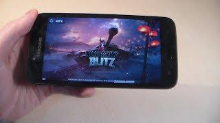 игры Samsung Galaxy J2 2018 (GTA:SanAndreas, WorldOfTanks, NFS:MostWanted)