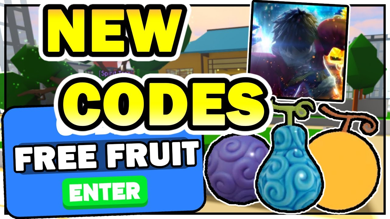 New Anime Fighting Simulator Codes Devil Fruits All Anime