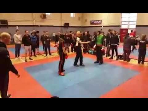Kickboxing Best of the best 2017