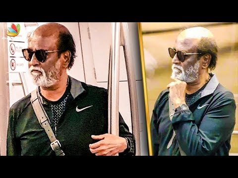 Rajinikanth Killing it With his Style in...