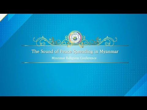 The Sound of Peace Spreading in Myanmar