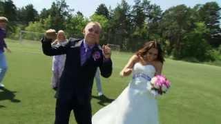 Владимир и Екатерина. Наша веселая свадьба .   #Свадьба #Каменск #Клип #Екатеринбург
