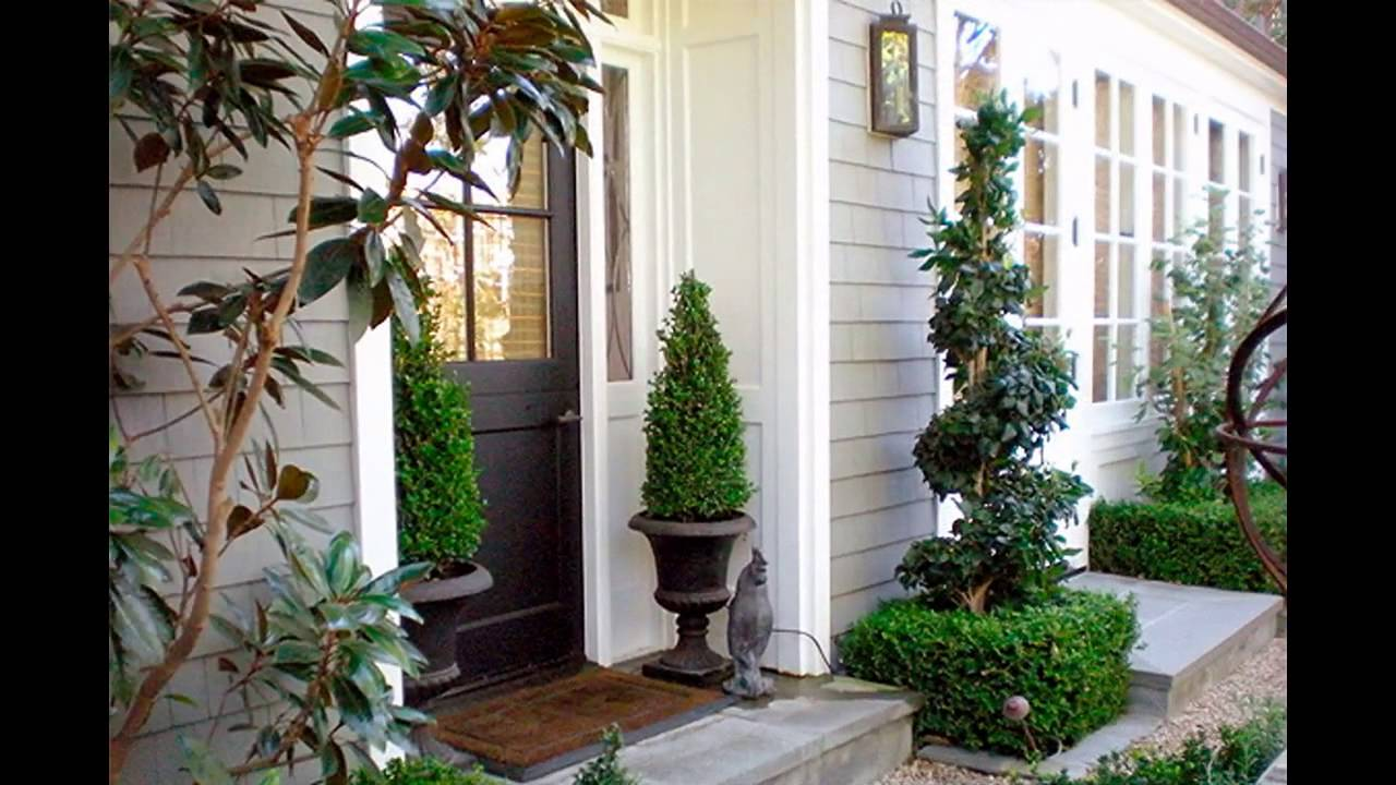 Home entrance ideas - YouTube
