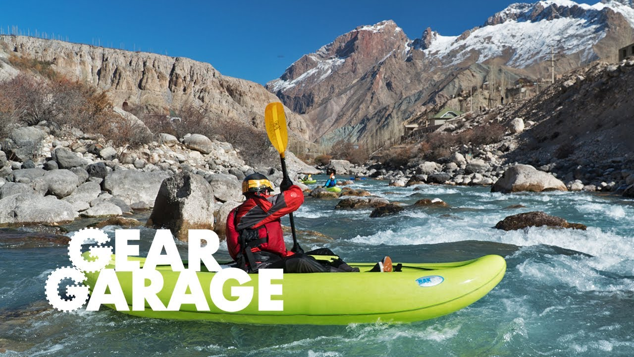 Gear Garage Ep  74: AIRE BakRaft Review