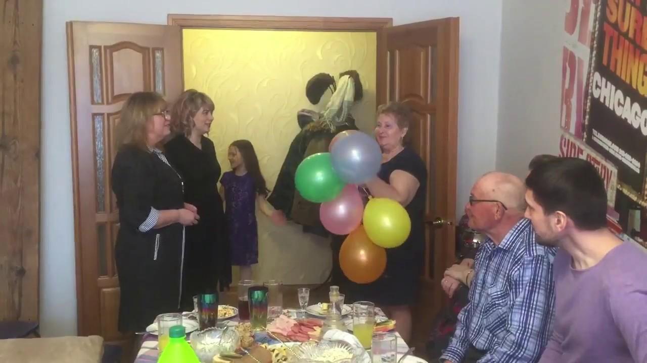 Поздравление с шарами на юбилей фото 15