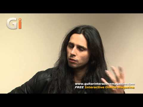 Gus G Interview FULL With Levi Clay | Guitar Interactive Magazine